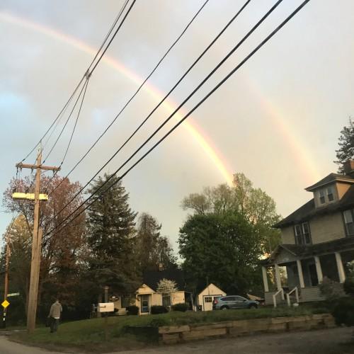 Rainbow: 187