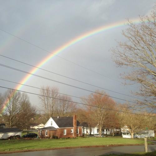 Rainbow: 173