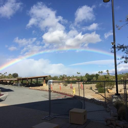Rainbow: 180