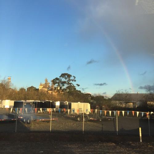 Rainbow: 165